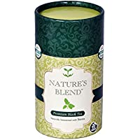 Nature's Blend Premium Black Stevia Tea 100 Gm
