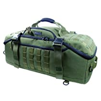 Maxpedition Doppelduffel Adventure Bag, Green
