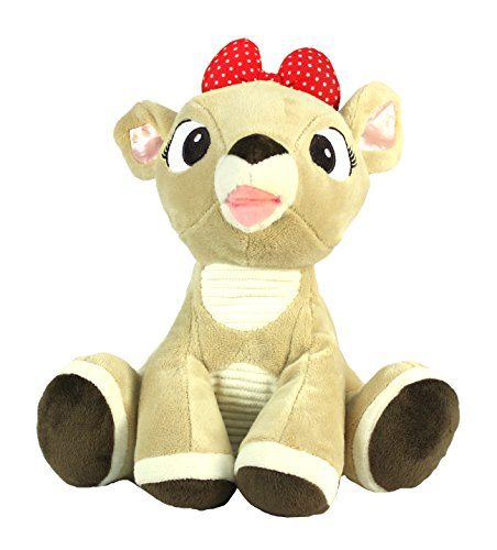 Clarice Reindeer Plush Toy