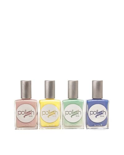 Polish & Co. Sweet Treats 4-Piece Nail Lacquer Collection