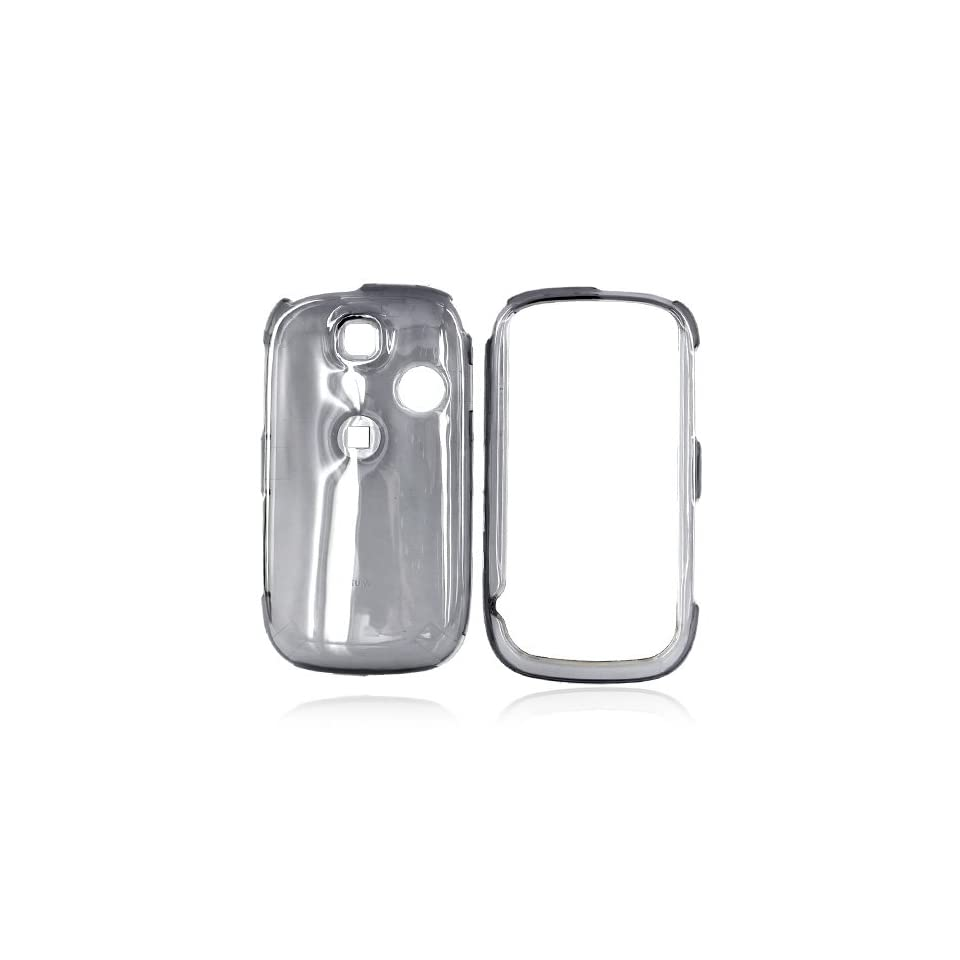 for TMobile Tap Hard Case Cover Skin Transparent Smoke