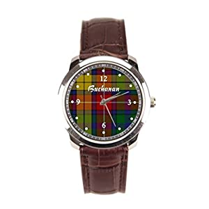 Dr. Koo Colorful Distressed Leather Watch Personalized Mens Leather Watch Bands