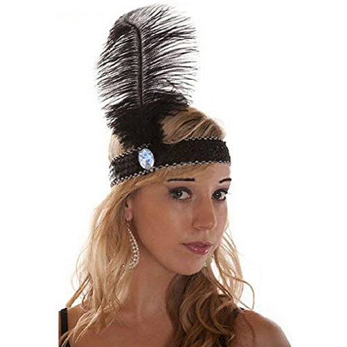Zking-Art-Deco-The-Great-Gatsby-Flapper-Feather-Sequin-Headband-Party-Accessory