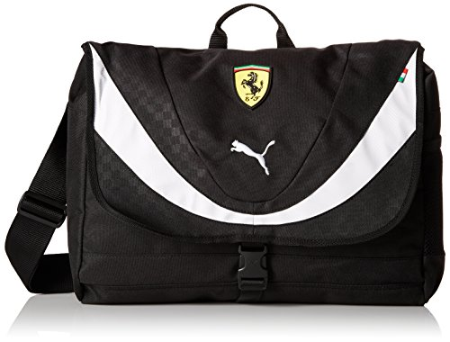 7b8c19a4d1 If you are look for an PUMA Men s Ferrari Replica Shoulder Bag Black One  Size - . Take a look here you will find the prices and many offers.