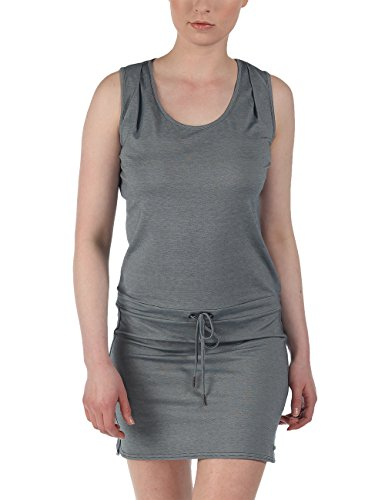 Bench - Trägerkleid Eazydayz, Vestito Donna, Blu (Orion Blue), Medium (Taglia Produttore: Medium)