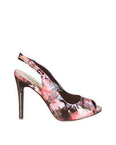 Betsy Zapatos de talón abierto Flores