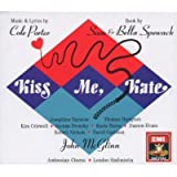img - for Cole Porter: Kiss Me, Kate (Complete Score) [Josephine Barstow, Thomas Hampson, Kim Criswell, George Dvorsky, Karla Burns, Damon Evans; London Sinfonietta, JohnMcGlinn book / textbook / text book