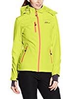 Peak Mountain Chaqueta Soft Shell Acofel (Lima)