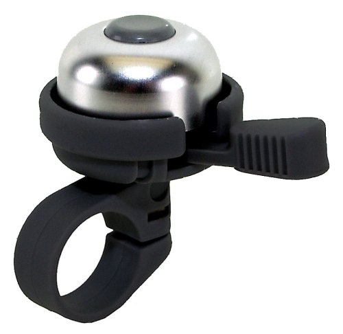 Ventura Mini Alloy Ding-Dong Bicycle Bell