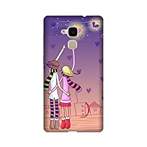 Huawei Honor 5c High Quality Mobile Back Cover designed by Abaci