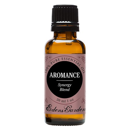 Aromance Synergy Blend Essential Oil (previously Sensation) by Edens Garden (Ylang Ylang, Patchouli, Sweet Orange, Sandalwood and Jasmine)- 30 ml