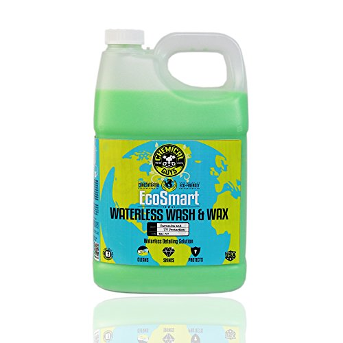 Chemical Guys  WAC707 EcoSmart Hyper Concentrated Waterless Car Wash and Wax - 1 gal.