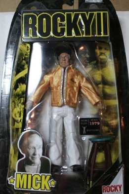 Buy Low Price Jakks Pacific Rocky II: The Authentic Collection Action Figure Mick (B0013RQPN0)