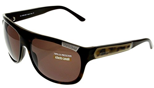 Roberto Cavalli Sunglasses Unisex RC388S 844 Dark Brown