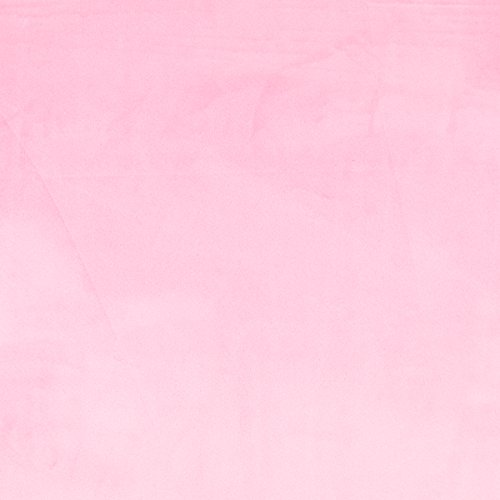 Light Pink Solid Minky Fabric Sold By The Yard front-902076
