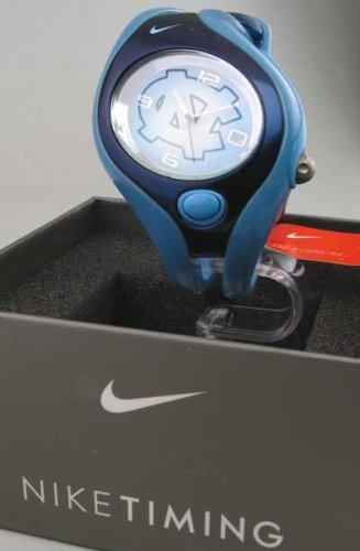 Nike Triax Swift Analog NCAA University of North Carolina Team Watch – Valor/Lib – WD0021-406
