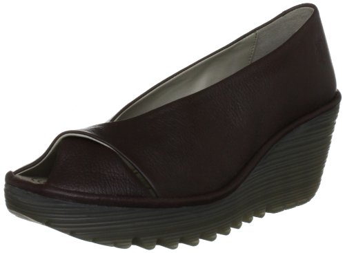 Fly London Women's Yaff Brown Comfort P500392006 4 UK