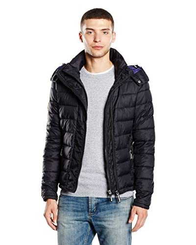 Superdry Giacca Trapuntata Jacket [Nero]