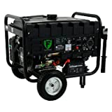 Fortress Hybrid 4,400 Watt Dual Fuel Generator with Wheel Kit and Electric Start Picture