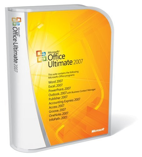 Microsoft Office Ultimate 2007 FULL VERSION [OLD VERSION]