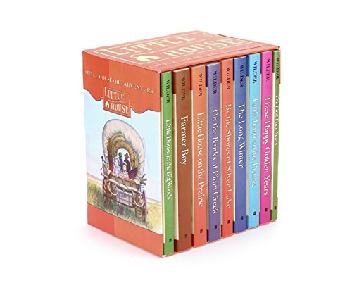 The-Little-House-9-Volumes-Set