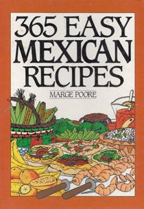 365-Easy-Mexican-Recipes-John-Boswell-Associates-Book