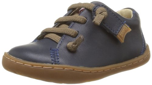 CAMPER Unisex-Child Peu Baby Shoes 80212-017 Blue 7.5 UK, 25 EU