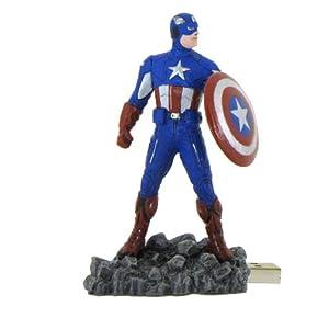 Dane Electronics Captain America (MR-Z08GCAM-C)
