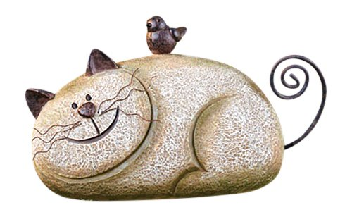 Stone Garden Cat