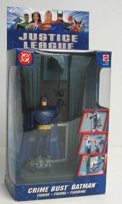 Crime Bust Batman - Justice League - 1