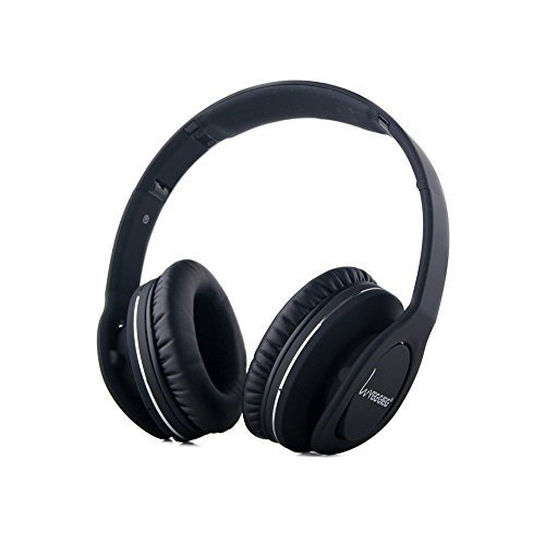 Bluetooth Headphones, Foldable Wireless Bluetooth Headset Headphone Over-Ear Stereo Noise-Cancelling Headphone with...