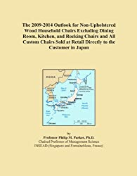 The 2009-2014 Outlook for Non-Upholstered Wood Household Chairs Excluding Dining Room, Kitchen, and Rocking Chairs and All Custom Chairs Sold at Retail Directly to the Customer in Japan