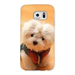 Ajay Enterprises Elite Cute Pozdia Back Case Cover for Samsung Galaxy S6