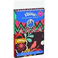 Kleenex Slim Pack Facial Tissue-10CT 2PK SLM STRP TISSUE