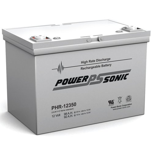 Power-Sonic 12V 340W/Cell Ups Battery - Phr-12350