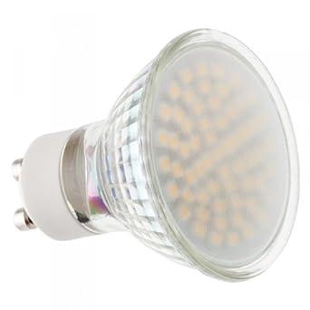 2x 3W epistar smd 5050 led spot ampoules cool lumière du jour ou blanc chaud lampes