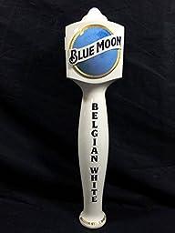 Blue Moon Mini Tap Handle