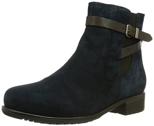 ara Liverpool-St, Stivaletti Beatles Donna, Blu (Blau (blau)), 38.5 EU (5.5 Damen UK)