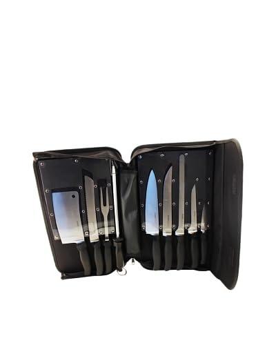 BergHOFF 10-Piece Knife Set with Folding Bag