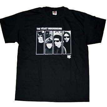 Velvet Underground T shirt - NYC 100% Official Fully Licensed