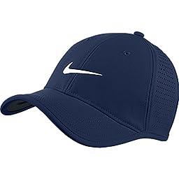 Nike Golf- Nike Ultralight Tour Perf Cap 727034-410 Midnight Navy