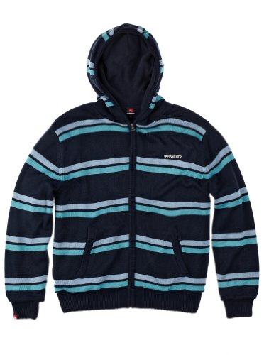 Quiksilver Crossing-KPMPU123 Men's Jumper Navy Medium