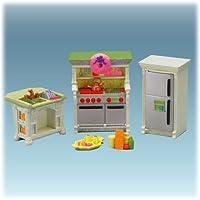Loving Family Dollhouse Kitchen