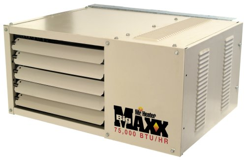 Images for Mr. Heater Big Maxx 75,000 BTU Natural Gas Garage Unit Heater #MHU75NG