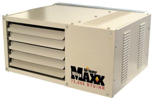 Images for Mr. Heater Big Maxx 75,000 BTU Natural Gas Garage Unit Heater #MHU75NG
