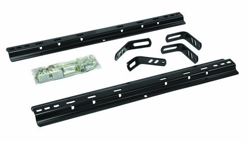 Find Discount Reese 5th Fifth Wheel 4 Bolt Rail Bracket and Installation Kit