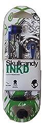 Skullcandy In-Ear Headphone With Mic (Blue)