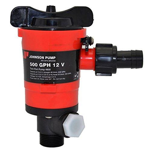 rule 700 gph aerator pump manual