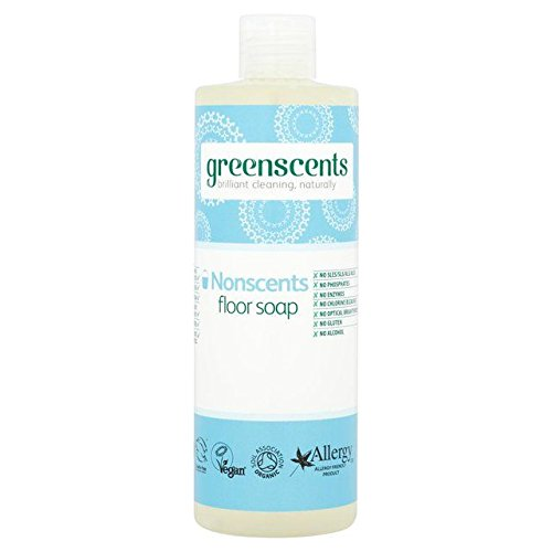 greenscents-nonscents-400ml-jabon-para-suelos-paquete-de-4