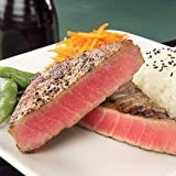 Image of Omaha Steaks 6 (6 oz.) Ahi Tuna Steaks